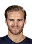 Alexander Wennberg Face Photo on Ice