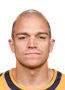 Mark Borowiecki Face Photo on Ice