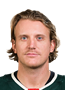 Jonas Brodin Face Photo on Ice