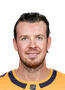 Ryan Johansen Face Photo on Ice