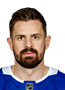 Alex Killorn Face Photo on Ice
