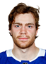 Brayden Point Face Photo on Ice