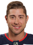 Brandon Dubinsky Face Photo on Ice