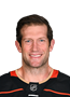 David Backes Face Photo on Ice