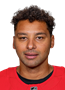 Trevor Daley Face Photo on Ice
