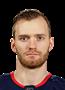 Mikhail Grigorenko Face Photo on Ice