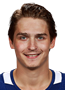 Jake Virtanen Face Photo on Ice