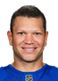 Kyle Okposo Face Photo on Ice