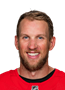Justin Abdelkader Face Photo on Ice