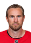 Niklas Kronwall Face Photo on Ice