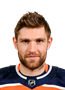 Leon Draisaitl Face Photo on Ice