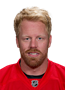 Johan Franzen Face Photo on Ice