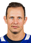 Jason Spezza Face Photo on Ice