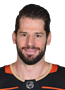 Ryan Kesler Face Photo on Ice