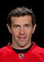 Pavel Datsyuk Face Photo on Ice