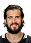 Phillip Danault Face Photo on Ice