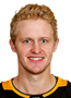 Jake Guentzel Face Photo on Ice