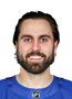 Alex Tuch Face Photo on Ice