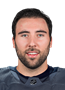 Mike Amadio Face Photo on Ice