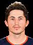 Zach Werenski Face Photo on Ice