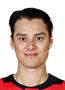 Sebastian Aho Face Photo on Ice