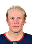 Patrik Laine Face Photo on Ice