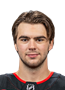 Nico Hischier Face Photo on Ice