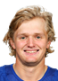 Casey Mittelstadt Face Photo on Ice
