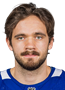 Timothy Liljegren Face Photo on Ice