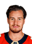 Lucas Carlsson Face Photo on Ice