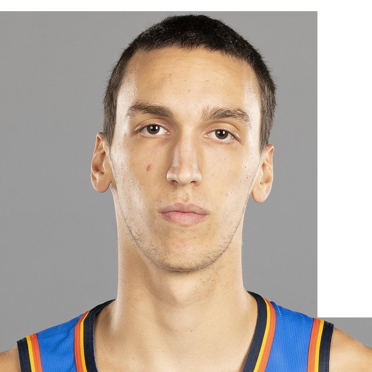 Aleksej Pokuševski Stats