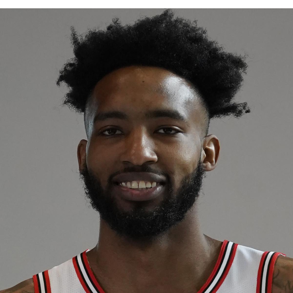 Derrick Jones Jr. Stats