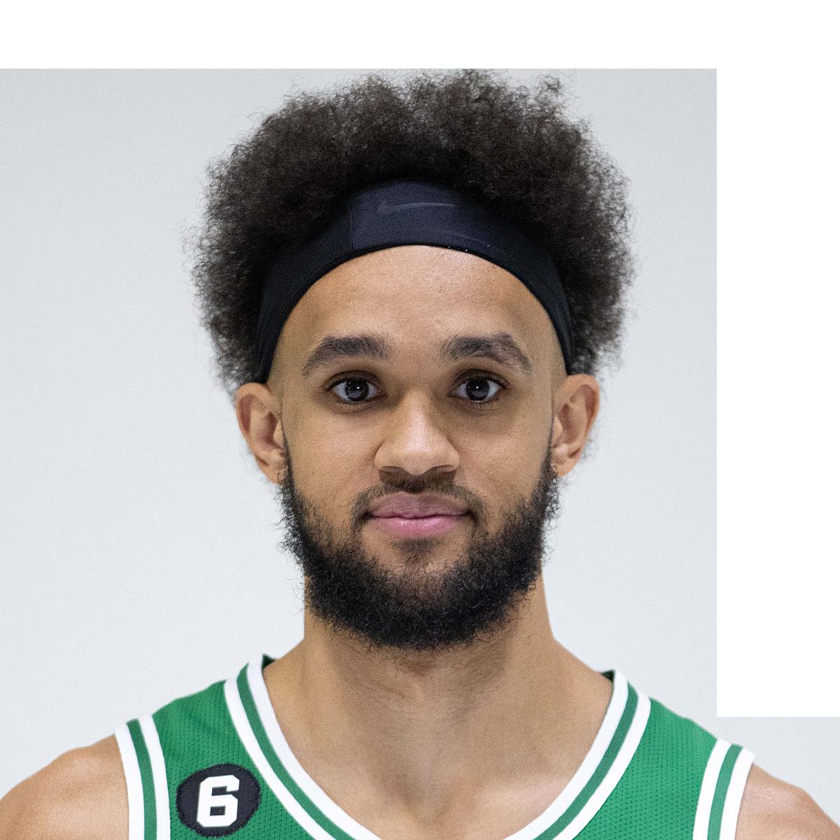 Derrick White Stats