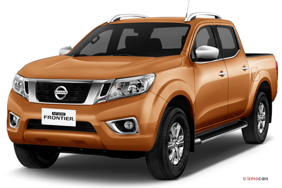 galer a de im genes y fotos del nissan np300 frontier 2017. Black Bedroom Furniture Sets. Home Design Ideas