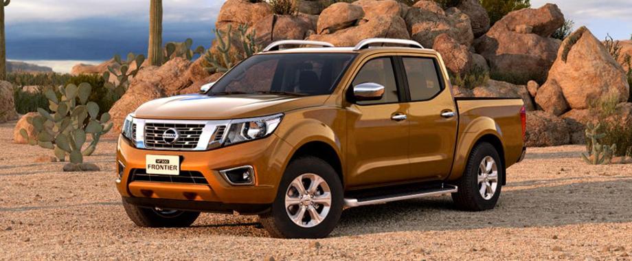 Nissan Diesel Truck >> Nissan NP300 Frontier 2017: Precios y versiones en Baja California.