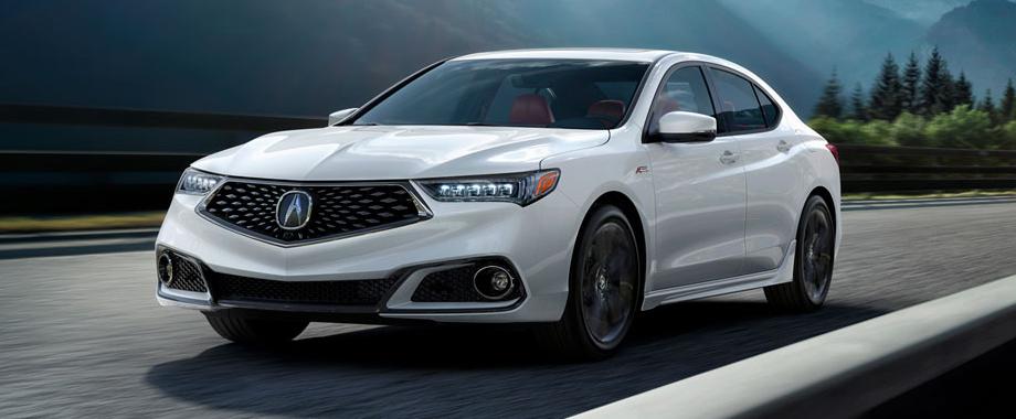 Acura TLX 2018: Precios y versiones en Mexico D.F.. on