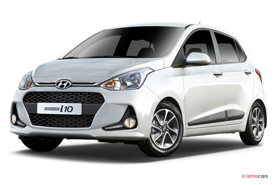 hyundai grand i10 2018 im genes y fotos hyundai. Black Bedroom Furniture Sets. Home Design Ideas