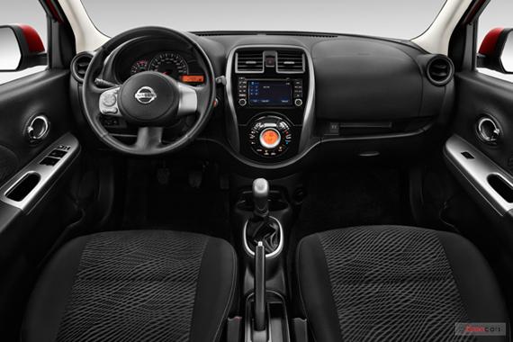 Galería de imágenes y fotos del Nissan March 2018.