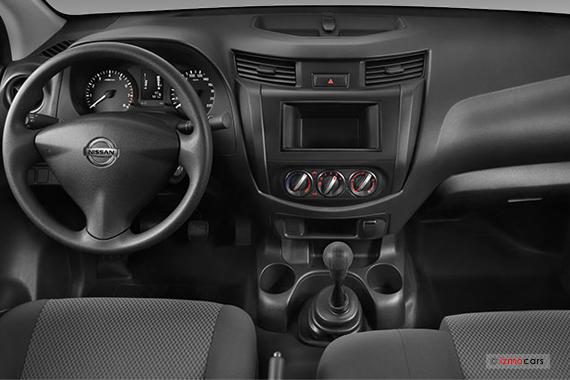 Galería de imágenes y fotos del Nissan NP300 2018.
