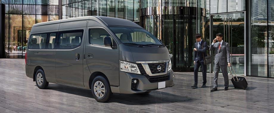 Nissan Nv350 Urvan 2018 Precios Y Versiones En Guanajuato