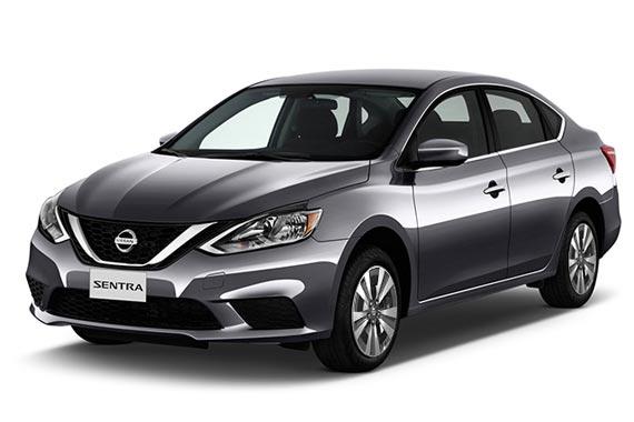 Galería de imágenes y fotos del Nissan Sentra 2018.