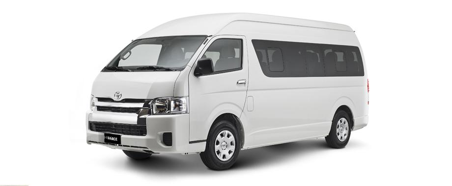 Toyota Hiace 2018 Precios Y Versiones En Estado De M 233 Xico
