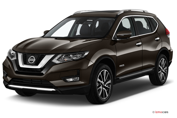 galer a de im genes y fotos del nissan x trail 2019. Black Bedroom Furniture Sets. Home Design Ideas