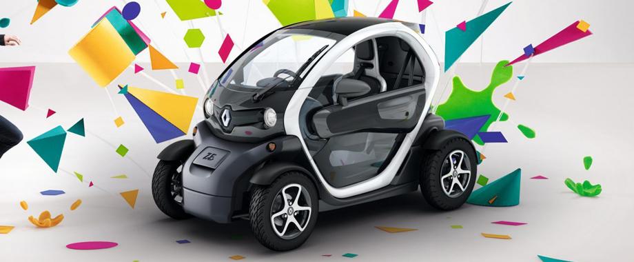 Renault twizy precio