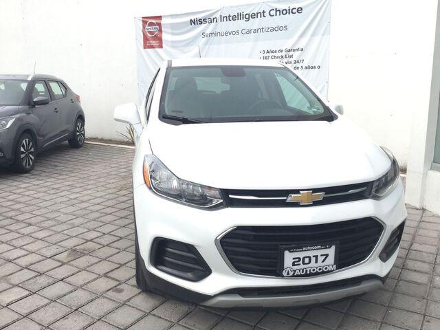 Coches Usados De Inventario Auto Chevrolet Trax Usado Para La