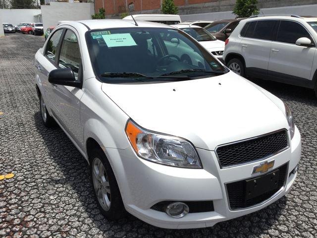 Chevrolet Aveo 2017 Seminuevo En Venta Santiago De Quertaro Qro