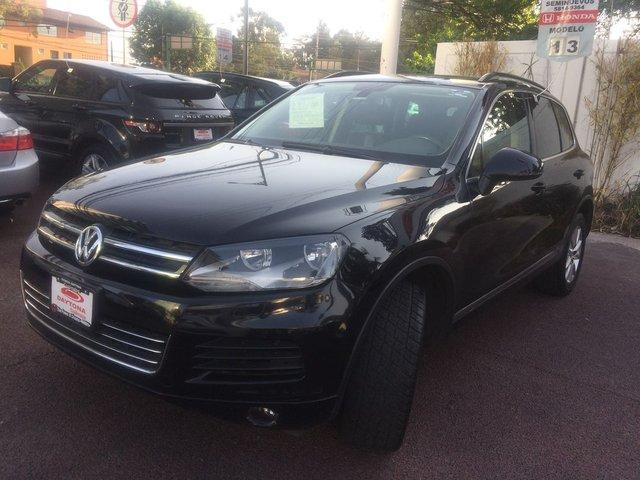 Volkswagen Touareg 2013 Seminuevo Usado En Venta En