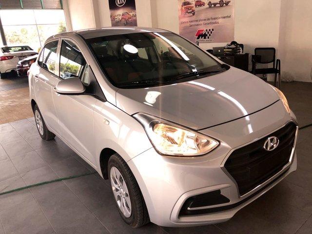 a7589ad71 Hyundai Grand i10 Sedán 2018 seminuevo en venta en Morelos.