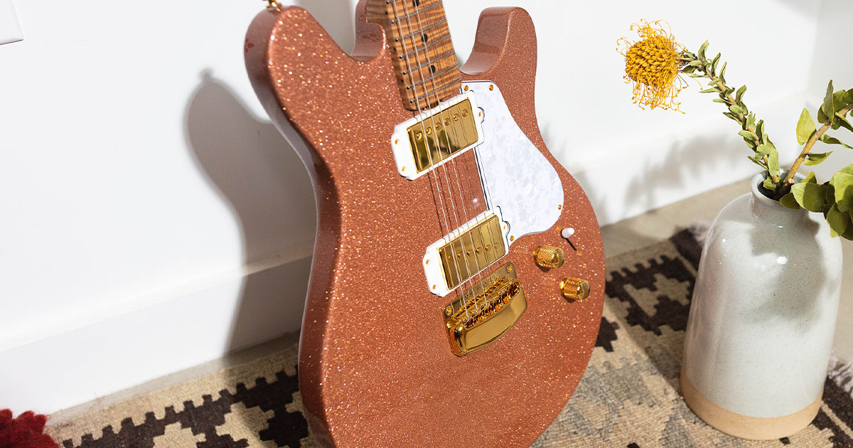 Valentine Guitars Ernie Ball Music Man