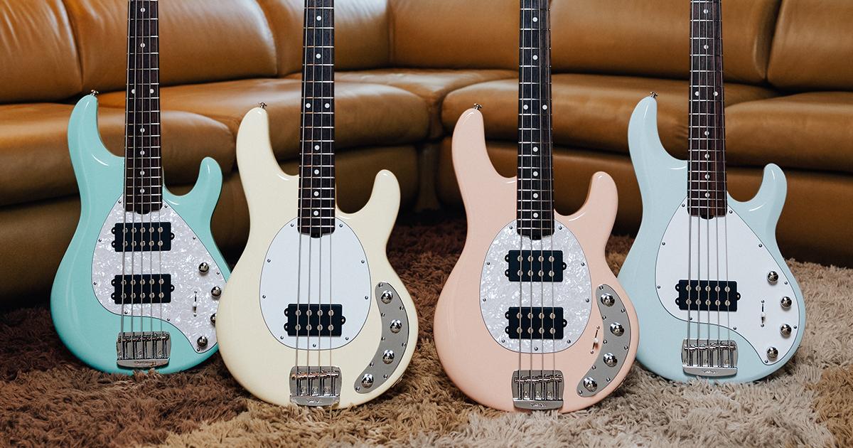 stingray 5 special basses ernie ball music man. Black Bedroom Furniture Sets. Home Design Ideas